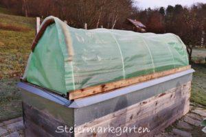 Hochbeete als Frühbeet nutzen – Das Mini-Glashaus