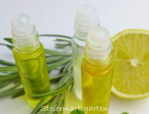 Aroma-Therapie für unterwegs: Roll-Ons DIY