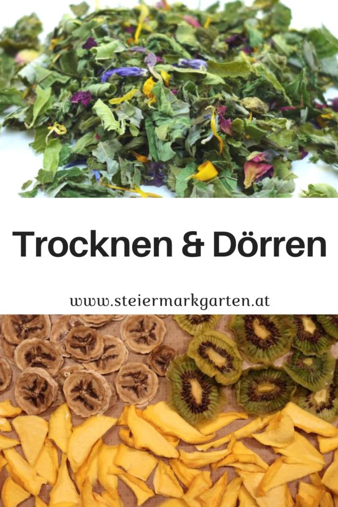 Trocknen-Doerren-Pin-Steiermarkgarten
