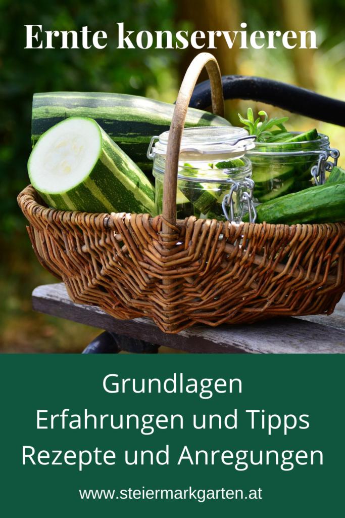 Ernte-konservieren-Pin-Steiermarkgarten