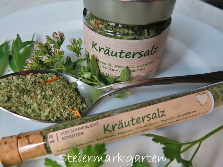 Kraeutersalz-Steiermarkgarten