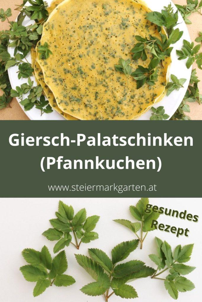 Giersch-Palatschinken-Pfannkuchen-Rezept-Pin-Steiermarkgarten