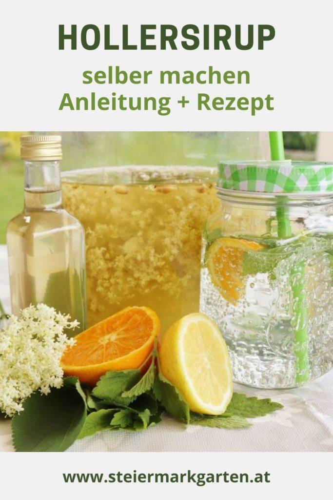 Hollersirup-selber-machen-Anleitung-Rezept-Pin-Steiermarkgarten