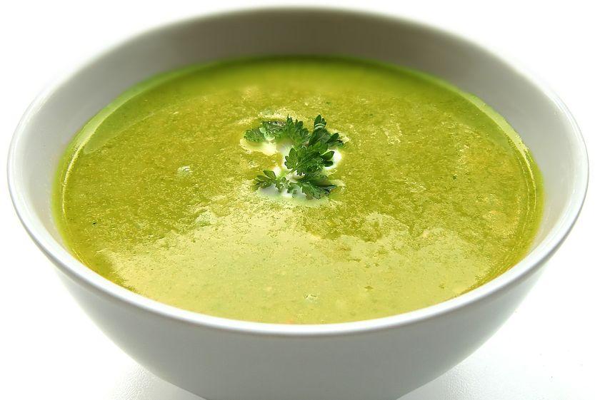 Radieschen-Blaetter-Creme-Suppe